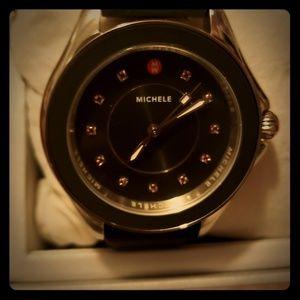 Michele jelly cape watch